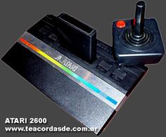 Consola de juegos Atari