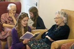 La poesia, un refugio para los enfermos de Alzheimer