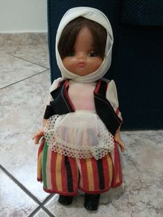 Boneca Antiga Portuguesa Rara! - R$ 60,00 no MercadoLivre
