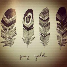 feather#tattoo design #tattoo patterns #tattoo