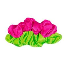 Private Island Party  - 80's Scrunchies 2-Pack Neon Pink and Neon Green 6661, $2.99 (http://privateislandparty.com/products/80s-scrunchies-2-pack-neon-pink-and-neon-green-6661/)