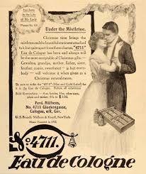 """Résultat de recherche d'images pour """"4711 vintage ads"""""""