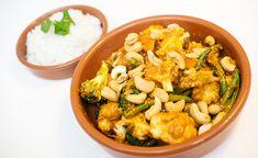 Kjempegod indisk middag på 20 minutter? Jatakk! Okei, ingredienslisten ble...