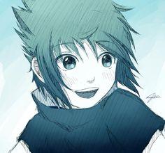 Sasuke from naruto Sasuke Sakura, Naruto Uzumaki, Anime Naruto, Kakashi, Hinata, Manga Anime, Naruto Cute, Sarada Uchiha, Shikamaru