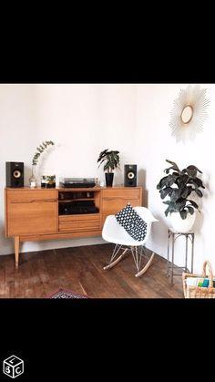 Buffet enfilade meuble scandinave design