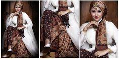 Vemale.com - Kumpulan inspirasi gaun pengantin karya Dian Pelangi. Yuk lihat koleksi busana pengantin dalam balutan hijab yang tetap cantik dan syar'i.