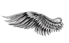 Forearm Wing Tattoo, Angle Wing Tattoos, Chest Tattoo Wings, Cross With Wings Tattoo, Small Wing Tattoos, Small Chest Tattoos, Arm Band Tattoo, Tattoo Arm Designs, Armband Tattoo Design