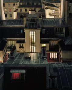 Les toits de Paris par Alain Cornu