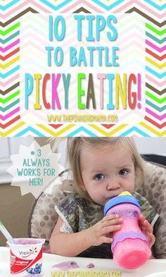 Great tips for moms of picky eaters! I especially like #3 and #7!
