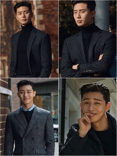 Park Seo Joon Abs, Park Seo Jun, Seo Kang Joon, Korean Star, Korean Men, Korean Celebrities, Korean Actors, Mens Smart Casual Outfits, Sung Joon