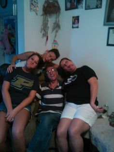 Randy & jean & marie&megon