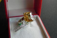 anello argento925-oro