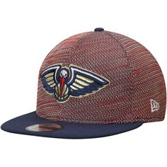 0eb9fbceddb3ae New Orleans Pelicans New Era Crown Craze Adjustable Snapback Hat – Navy,  Your Price: $34.99