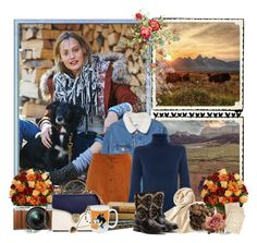 """Dog Winter"" by iheartkittys ❤ liked on Polyvore featuring Free People, Fujifilm, MANGO, Repeat Cashmere, Aspinal of London, Uniqlo, Frye, Williams-Sonoma, Cultura and Sweet Romance"