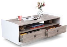 Flat 40% Off On Fab Home Columbus Coffee Table At Fabfurnish