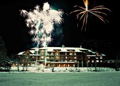 Valentine's Day #HotList - Plan a day of bliss at the recently redesigned Spa at Nita Lake Lodge. Take in the stunning alpine scenery from the rooftop hot tubs then relax in the eucalyptus steam room. As a Valentine's Day special, the Spa is offering a 60-minute Swedish massage for two and two complimentary glasses of sparkling wine.