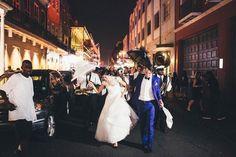 Mint Julep Productions | Vintage New Orleans Wedding at Audubon Park