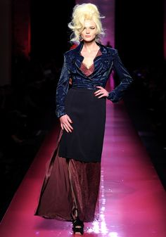 Jean Paul Gaultier Spring 2012 Couture - Review - Fashion Week - Runway, Fashion Shows and Collections - Vogue