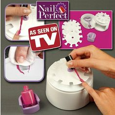 "Amazon.com: ""Nail Perfect As Seen On TV"": Beauty"