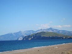 Agia Anna Beach, Evia, Greece