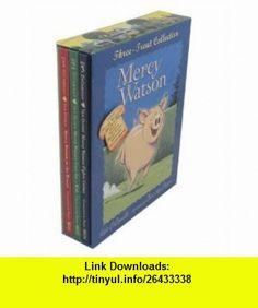 Mercy Watson Three-Treat Collection Slipcased Gift Set Kate Dicamillo, Chris Van Dusen , ISBN-10: 0763636843  ,  , ASIN: B001OW5OM2 , tutorials , pdf , ebook , torrent , downloads , rapidshare , filesonic , hotfile , megaupload , fileserve