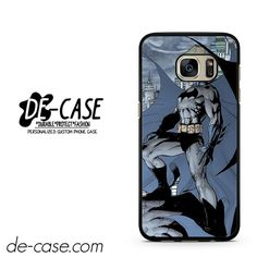 Batman DEAL-1387 Samsung Phonecase Cover For Samsung Galaxy S7 / S7 Edge