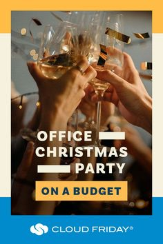 Need a fun and festive idea for your next office Christmas party that WON'T break the bank? We're sharing office Christmas party ideas with unique Christmas party themes. Office Christmas parties are a great way to boost employee morale and employee engagement. Plus, we're sharing a few ideas for employee Christmas gifts for every budget. #officeChristmas #employeeChristmaspresent #officeChristmasparty