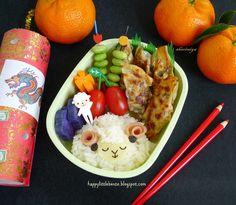 Happy Little Bento: Year Of The Sheep Bento!