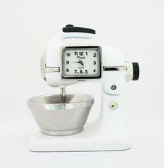Mini Mixer Clock