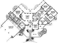 Courtyard House Plans further ALP 07XC besides Hacienda House Plans together with Strawbales together with Home Sweet Home. on adobe house floor plans