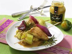 Hähnchenfilet in Senf-Marinade ist ein Rezept mit frischen Zutaten aus der Kategorie Hähnchen. Probieren Sie dieses und weitere Rezepte von EAT SMARTER!