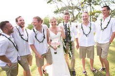 Maui Beach Wedding, Natalie Brown Photography, Hawaii Wedding, wedding photography, groomsman