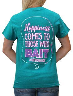 Happy Bait Tee