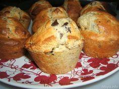 Muffin ricotta e cioccolato