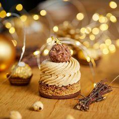 Recette l'Éclat Praliné du Chef Grégory Cohen Chocolat Ferrero Rocher, Fancy Desserts, Pavlova, Mousse, Sweet Recipes, Food And Drink, Cooking Recipes, Punch, Vegan