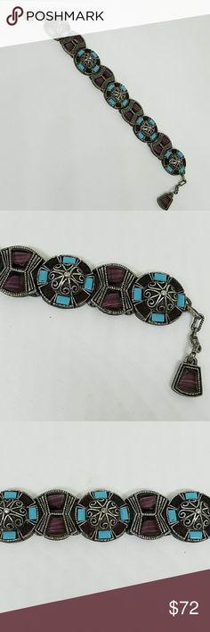 Jewellery Uk, Fashion Design, Fashion Tips, Fashion Trends, Agate, Jewelry Bracelets, Stones, Purple, Womens Fashion