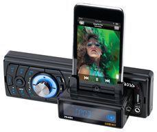 US $81.95 Boss 754DI Single Din Car MP3/USB/SD Car Digital Media Receiver W/IPOD Dock New