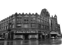 oakland's fox theatre in 1978