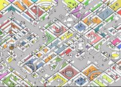 「新建築 建築マップ」の画像検索結果