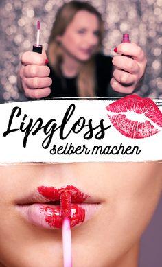 Jill zeigt euch auf MädchenKram wie du dir ein Lipgloss ganz einfach selber machen kannst. #lippen #lipgloss
