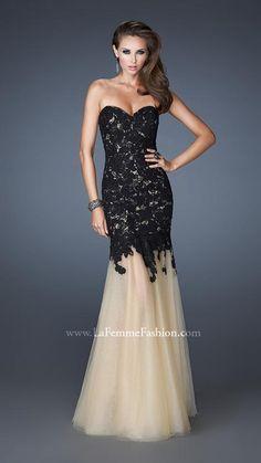 La Femme 18951 | La Femme Fashion 2013 - La Femme Prom Dresses
