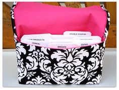 Coupon Organizer /Budget Organizer Holder  by GrandmasLittleLilly, $14.75