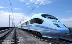 the High Speed Railway 2 vanity project - what we really need instead of HS2