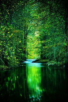 Emerald River — Rio Verde, Texas.