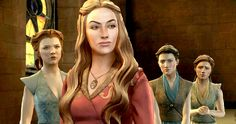 'Game of Thrones' Video Game Series Episode 3 Trailer -- Episode 3 of Telltale Games' six-episode 'Game of Thrones' video game series follows Mira dealing with politics in Kings Landing. -- http://www.tvweb.com/news/game-of-thrones-video-game-trailer-episode-3