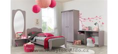 Get inspired with kids bedroom ideas and photos for your home refresh or remodel. Wayfair offers thousands of design ideas for every room in every style. Modern Kids Bedroom, Kids Bedroom Designs, Bedroom Bed, Girls Bedroom, Bedroom Decor, Girls Room Storage, Beds Online, Baby Room, Toddler Bed