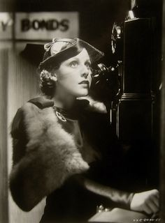 """""""Frances Marion Dee (November 26, 1909 – March 6, 2004) was an American actress. She starred opposite Maurice Chevalier in the early talkie musical, The Playboy of Paris (1930). She starred in the film An American Tragedy (1931) in a role later recreated by Elizabeth Taylor in the 1951 retitled remake, A Place in the Sun.""""  Wikipedia"""