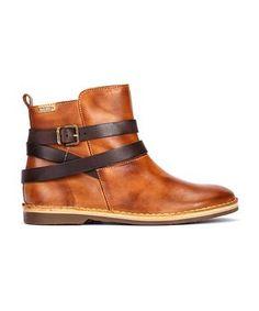 Brandy Kimberley Leather Boot - Women