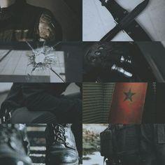 Bucky Barnes   aesthetics