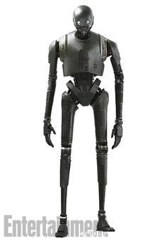 'Rogue One': 22 New Photos from the 'Star Wars' Film | K-2SO in Detail | EW.com